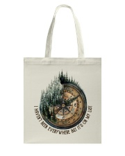 I Haven't Been Everywhere Tote Bag thumbnail