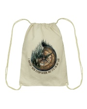 I Haven't Been Everywhere Drawstring Bag thumbnail