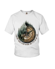 I Haven't Been Everywhere Youth T-Shirt thumbnail