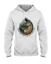 I Haven't Been Everywhere Hooded Sweatshirt thumbnail