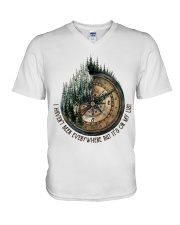 I Haven't Been Everywhere V-Neck T-Shirt thumbnail