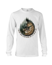I Haven't Been Everywhere Long Sleeve Tee thumbnail