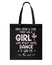 Once Upon A Time Tote Bag thumbnail