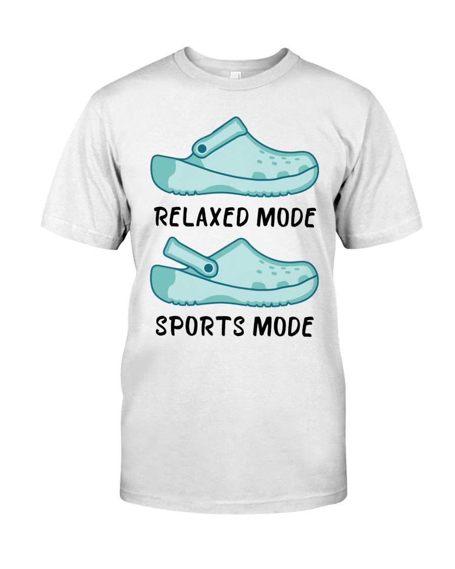 Two Kinda Crocs Classic T-Shirt