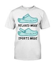 Two Kinda Crocs Classic T-Shirt front