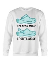 Two Kinda Crocs Crewneck Sweatshirt thumbnail