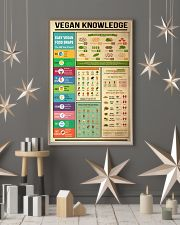 Vegan Knowledge 11x17 Poster lifestyle-holiday-poster-1