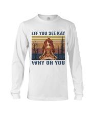Eff You See Kay Long Sleeve Tee thumbnail