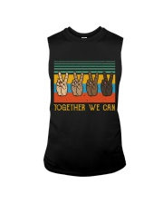 Together We Can Sleeveless Tee thumbnail