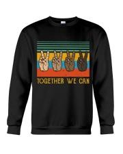 Together We Can Crewneck Sweatshirt thumbnail