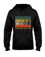 Together We Can Hooded Sweatshirt thumbnail