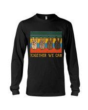 Together We Can Long Sleeve Tee thumbnail