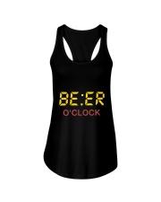 Beer O'Clock Ladies Flowy Tank thumbnail