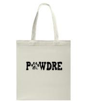 Pawdre Tote Bag thumbnail
