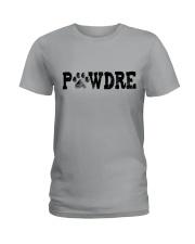 Pawdre Ladies T-Shirt thumbnail