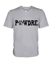 Pawdre V-Neck T-Shirt thumbnail