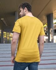 Never Stop Exploring Classic T-Shirt apparel-classic-tshirt-lifestyle-back-48