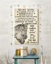 To My Wife 11x17 Poster lifestyle-holiday-poster-3