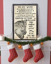 To My Wife 11x17 Poster lifestyle-holiday-poster-4