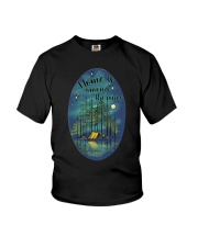 Home Is Among The Pines Youth T-Shirt thumbnail