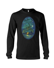 Home Is Among The Pines Long Sleeve Tee thumbnail