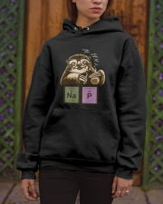 Love Sloth Hooded Sweatshirt apparel-hooded-sweatshirt-lifestyle-front-03