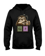Love Sloth Hooded Sweatshirt front