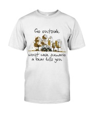 Go Outside Classic T-Shirt tile