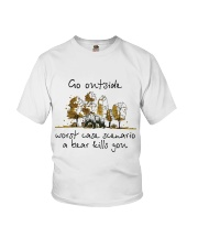 Go Outside Youth T-Shirt tile