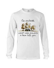 Go Outside Long Sleeve Tee tile