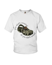 You Ain't Rockin Youth T-Shirt tile