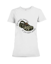 You Ain't Rockin Premium Fit Ladies Tee tile