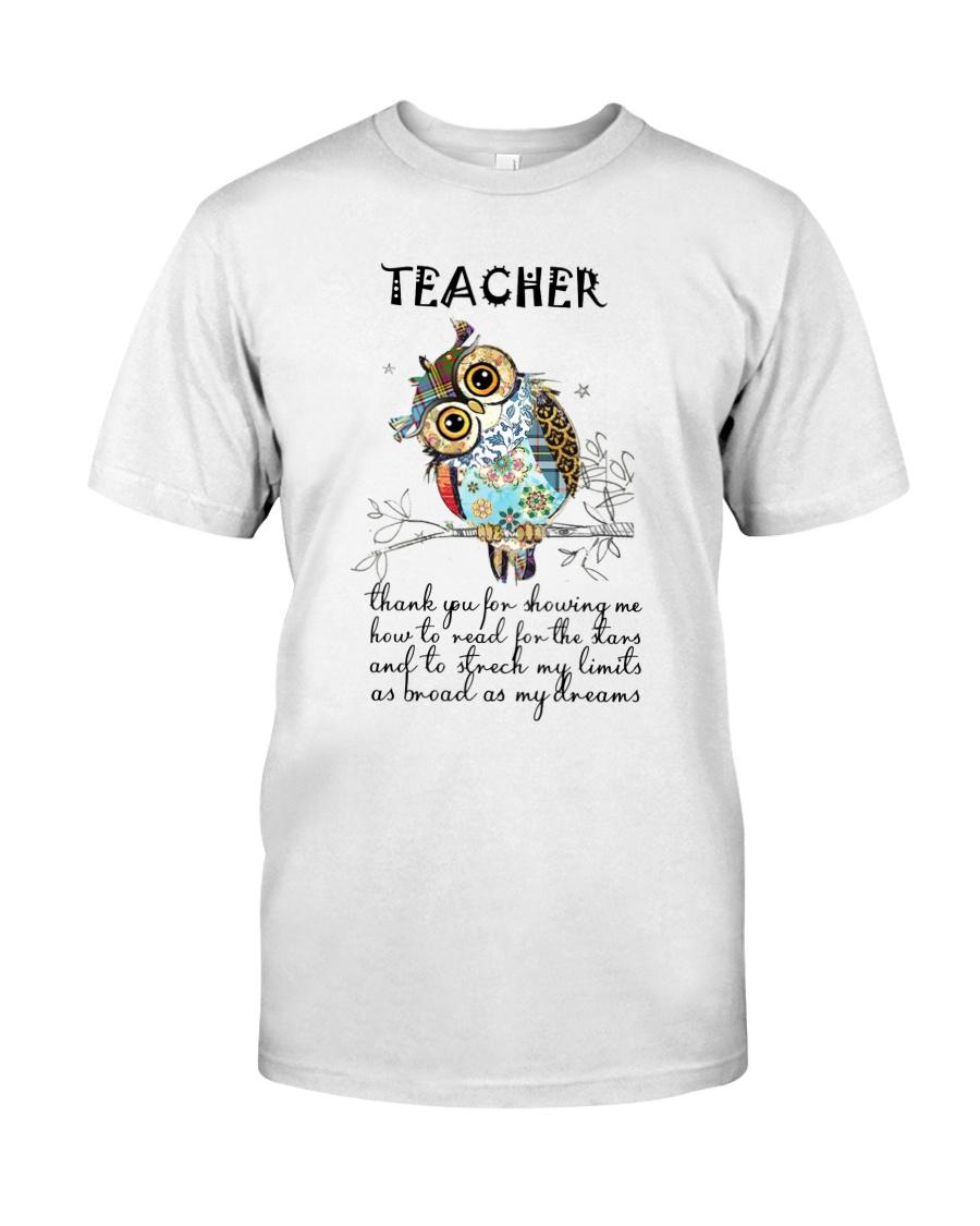 Thank Teacher Classic T-Shirt