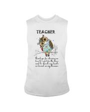 Thank Teacher Sleeveless Tee thumbnail