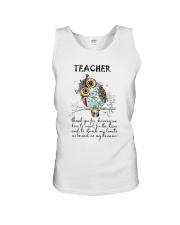 Thank Teacher Unisex Tank thumbnail
