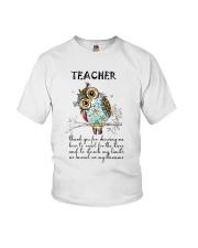 Thank Teacher Youth T-Shirt thumbnail