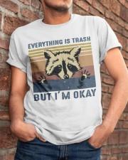 Everything Is Trash Classic T-Shirt apparel-classic-tshirt-lifestyle-26