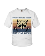 Everything Is Trash Youth T-Shirt thumbnail