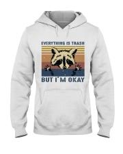 Everything Is Trash Hooded Sweatshirt thumbnail