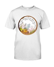 The Mountain Are Calling Classic T-Shirt thumbnail