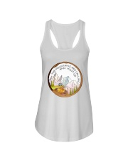 The Mountain Are Calling Ladies Flowy Tank thumbnail