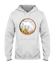 The Mountain Are Calling Hooded Sweatshirt front