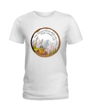 The Mountain Are Calling Ladies T-Shirt thumbnail