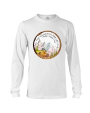 The Mountain Are Calling Long Sleeve Tee thumbnail