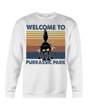 Welcome To Purassic Park Crewneck Sweatshirt thumbnail