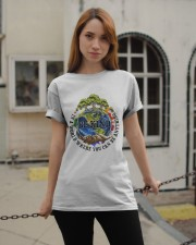 Be Kind In A World Classic T-Shirt apparel-classic-tshirt-lifestyle-19