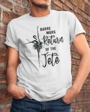 Barre Wars Retur Of The Jete Classic T-Shirt apparel-classic-tshirt-lifestyle-26