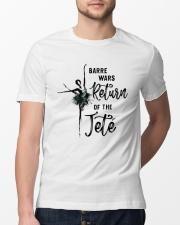 Barre Wars Retur Of The Jete Classic T-Shirt lifestyle-mens-crewneck-front-13