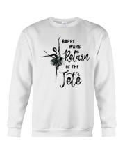 Barre Wars Retur Of The Jete Crewneck Sweatshirt thumbnail