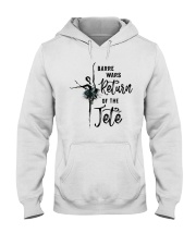 Barre Wars Retur Of The Jete Hooded Sweatshirt thumbnail